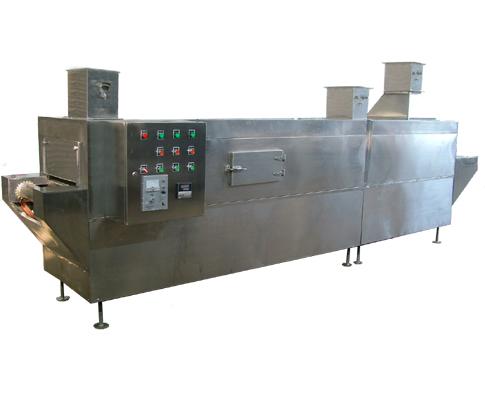 HID-1远红外灭菌隧道烘箱干机